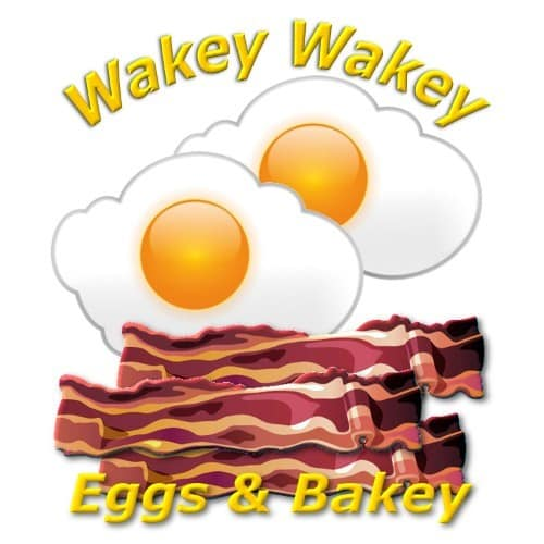 Eggs and bakey