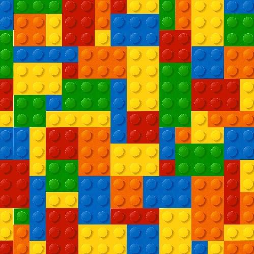 Allover Lego