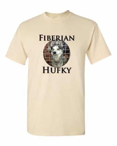 Fiberian Hufky T-shirt (natural)