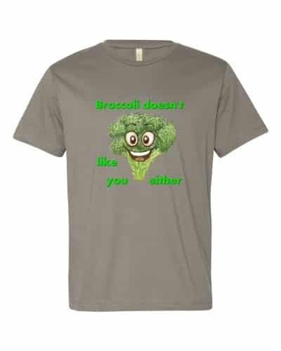 Broccoli Doesn't Like You Either (smoke)