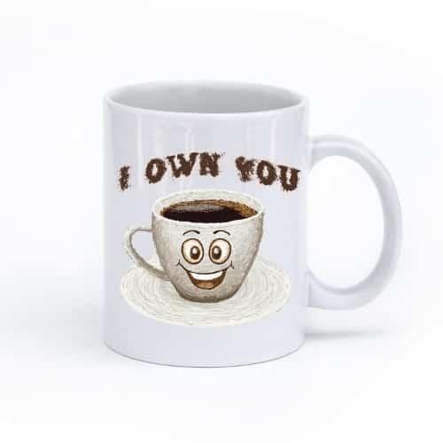 I Own You Mug (11 oz)