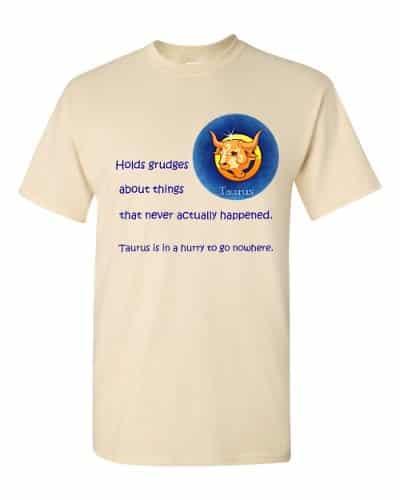 Taurus T-Shirt (natural)
