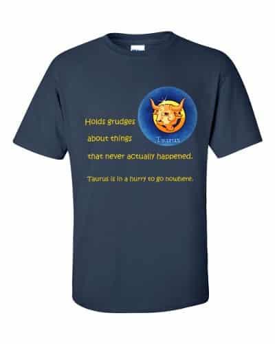 Taurus T-Shirt (navy)