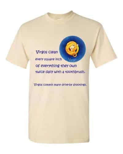 Virgo T-Shirt (natural)