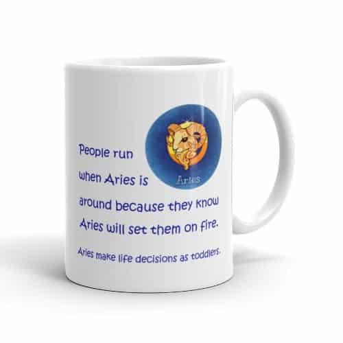 Aries Mug (11 oz)