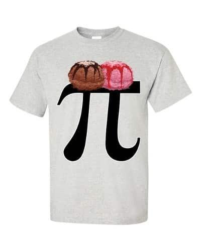 Pi a la Mode T-Shirt (ash)
