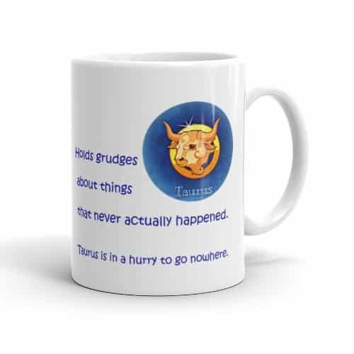 Taurus Mug (11 oz)