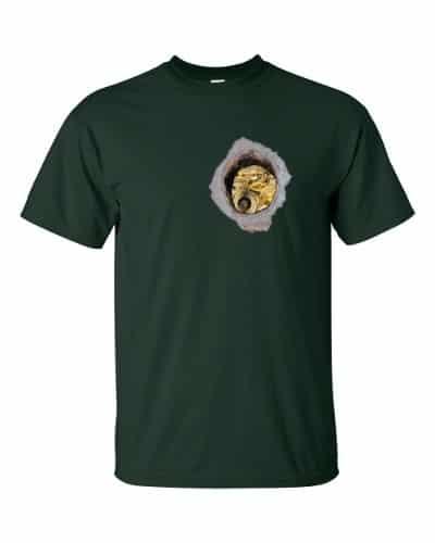 Clockwork Heart T-Shirt (Unisex)