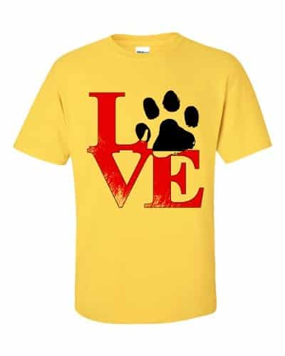 Puppy Love T-Shirt (daisy)