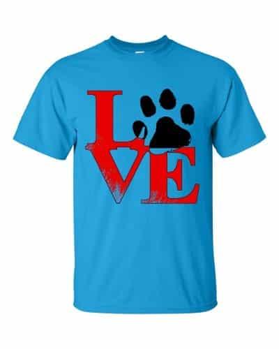 Puppy Love T-Shirt (sapphire)