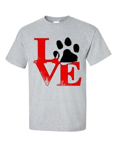 Puppy Love T-Shirt (slate)