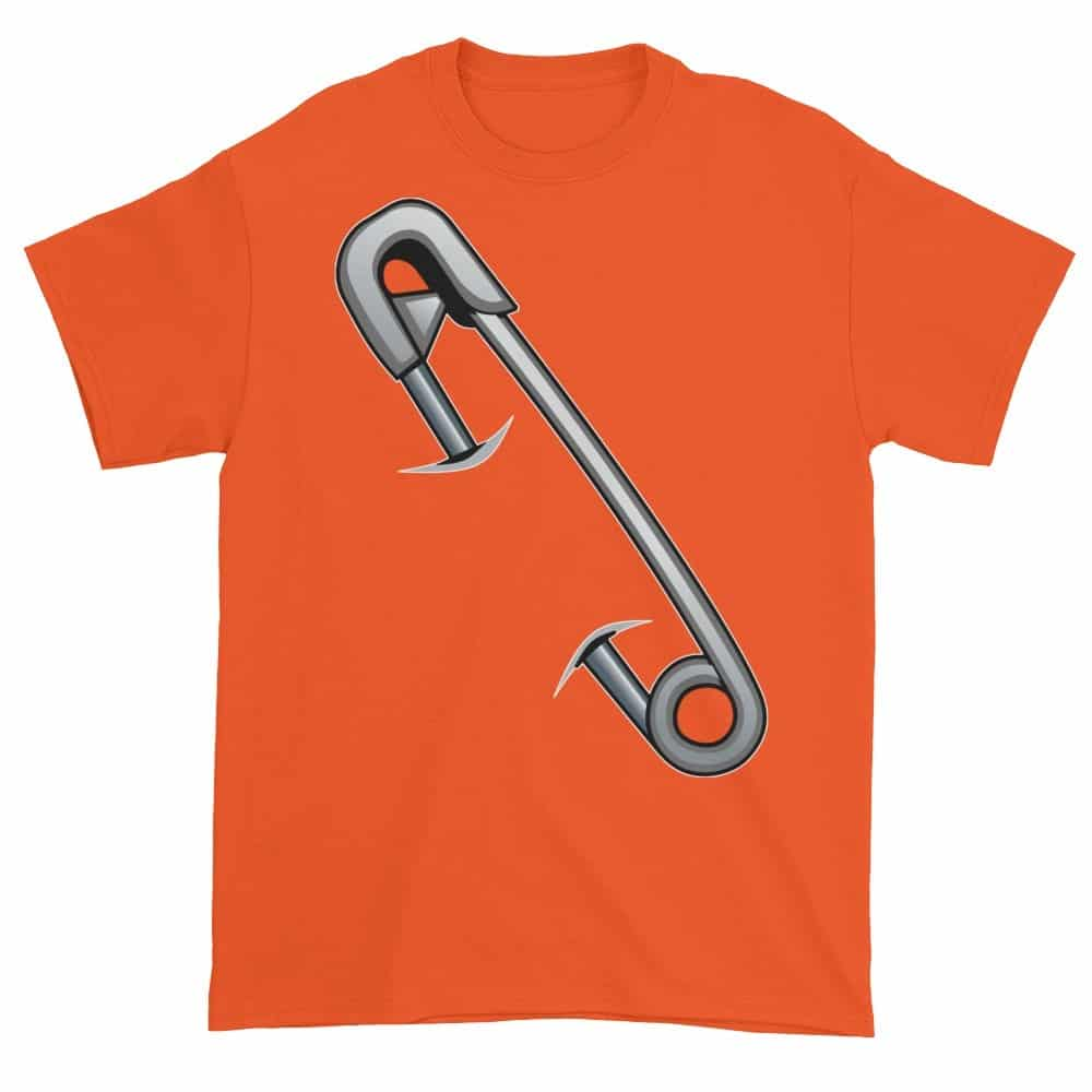 Safety Pin T-Shirt (Unisex)