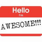 Hello I'm Awesome