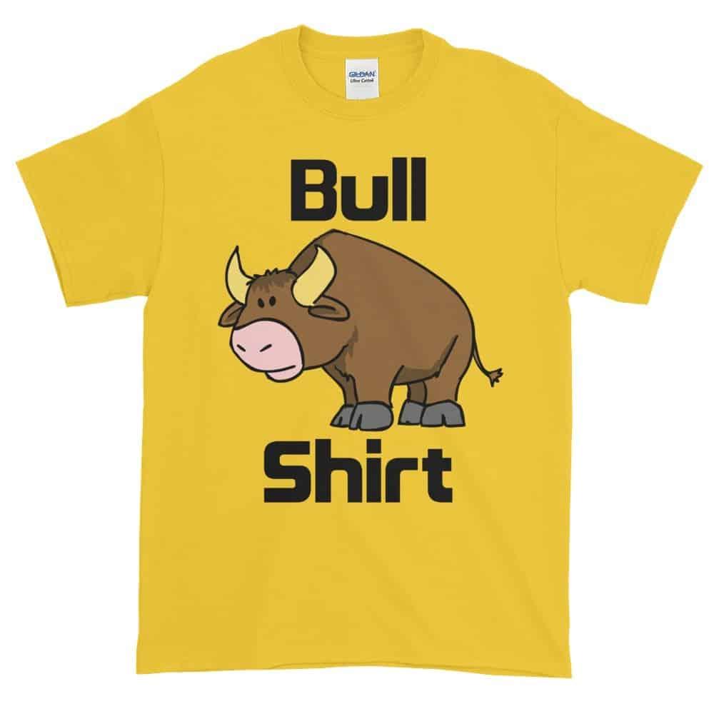 Bull Shirt T-Shirt (daisy)