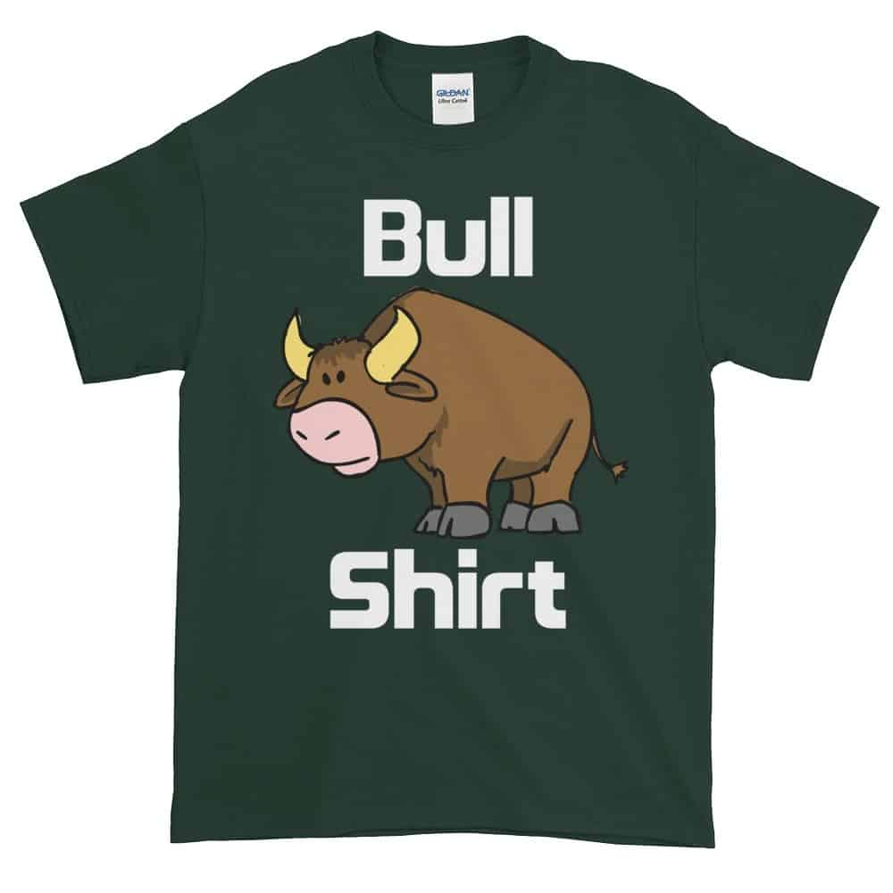 Bull Shirt T-Shirt (forest)
