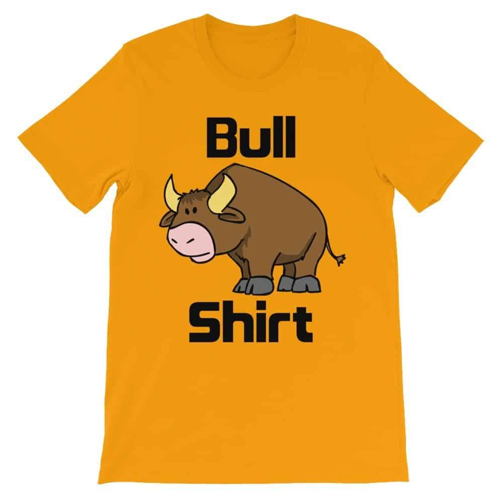 Bull Shirt T-Shirt (tangerine)