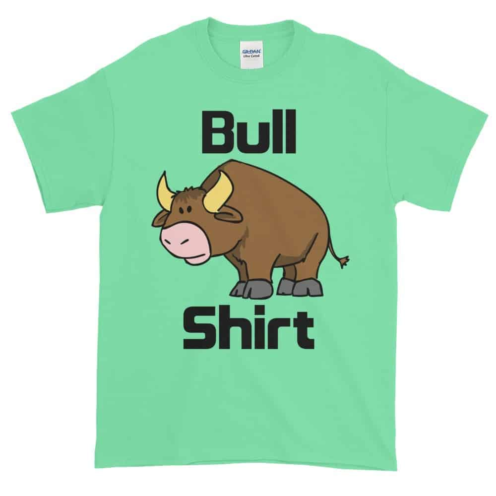 Bull Shirt T-Shirt (mint)