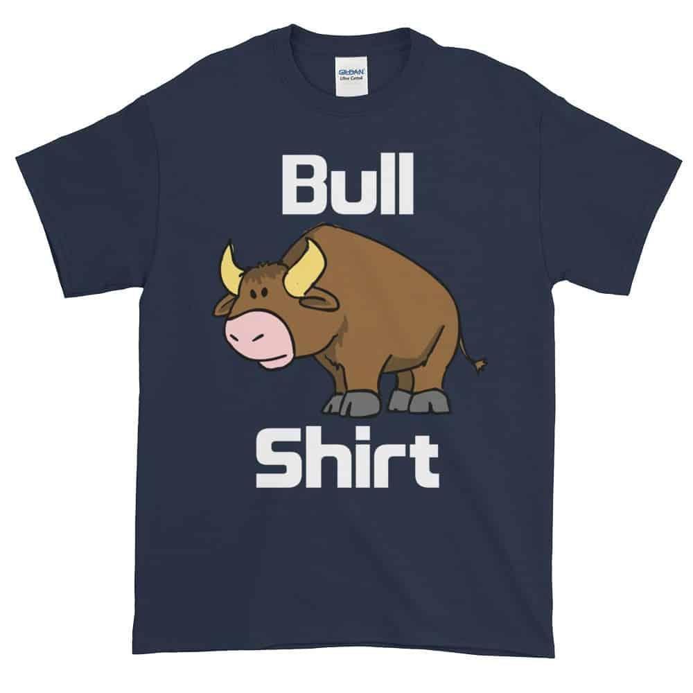 Bull Shirt T-Shirt (navy)