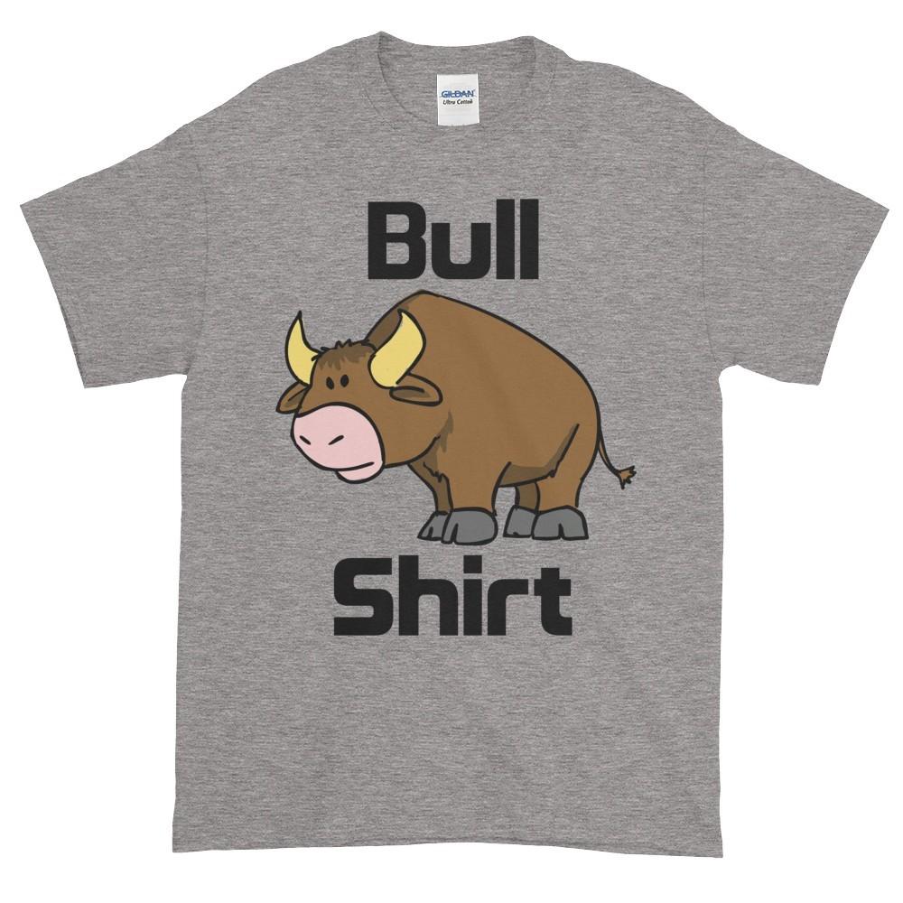 Bull Shirt T-Shirt (slate)
