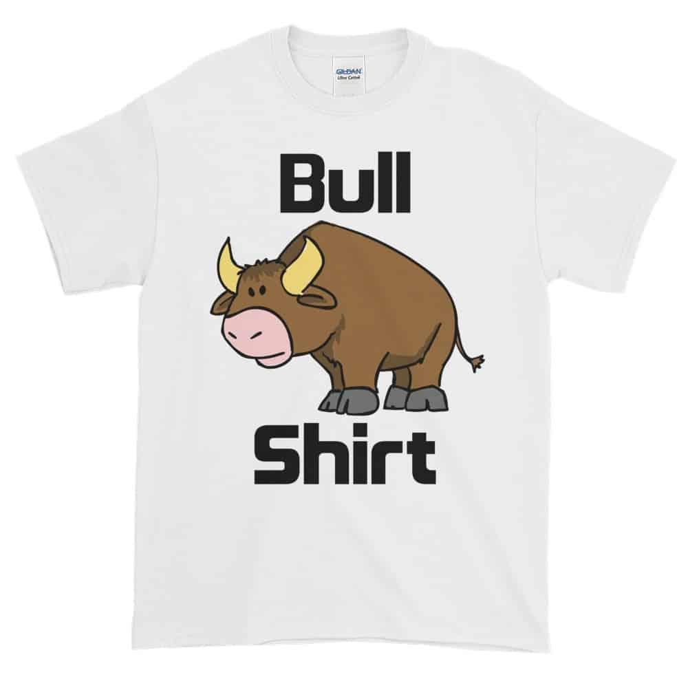 Bull Shirt T-Shirt (white)