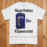 Nevertheless She Regenerated