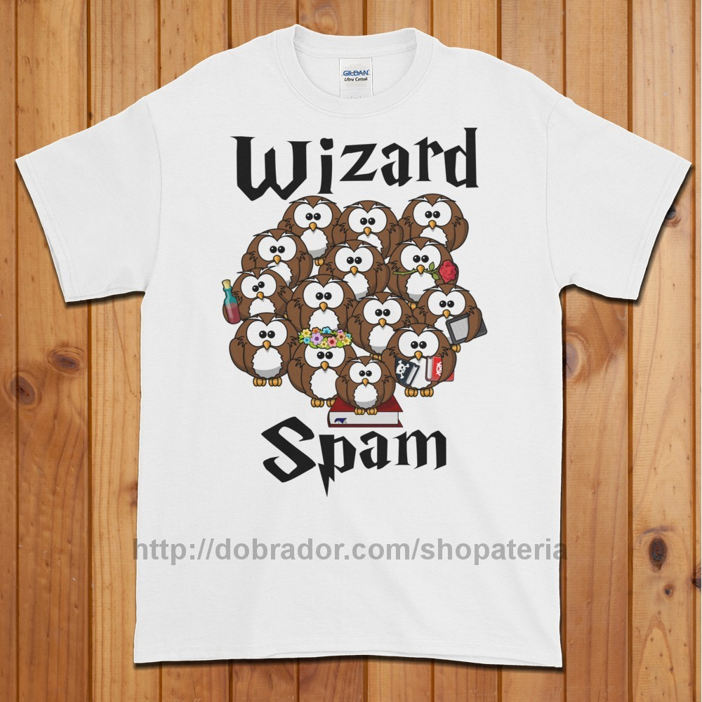 Wizard Spam