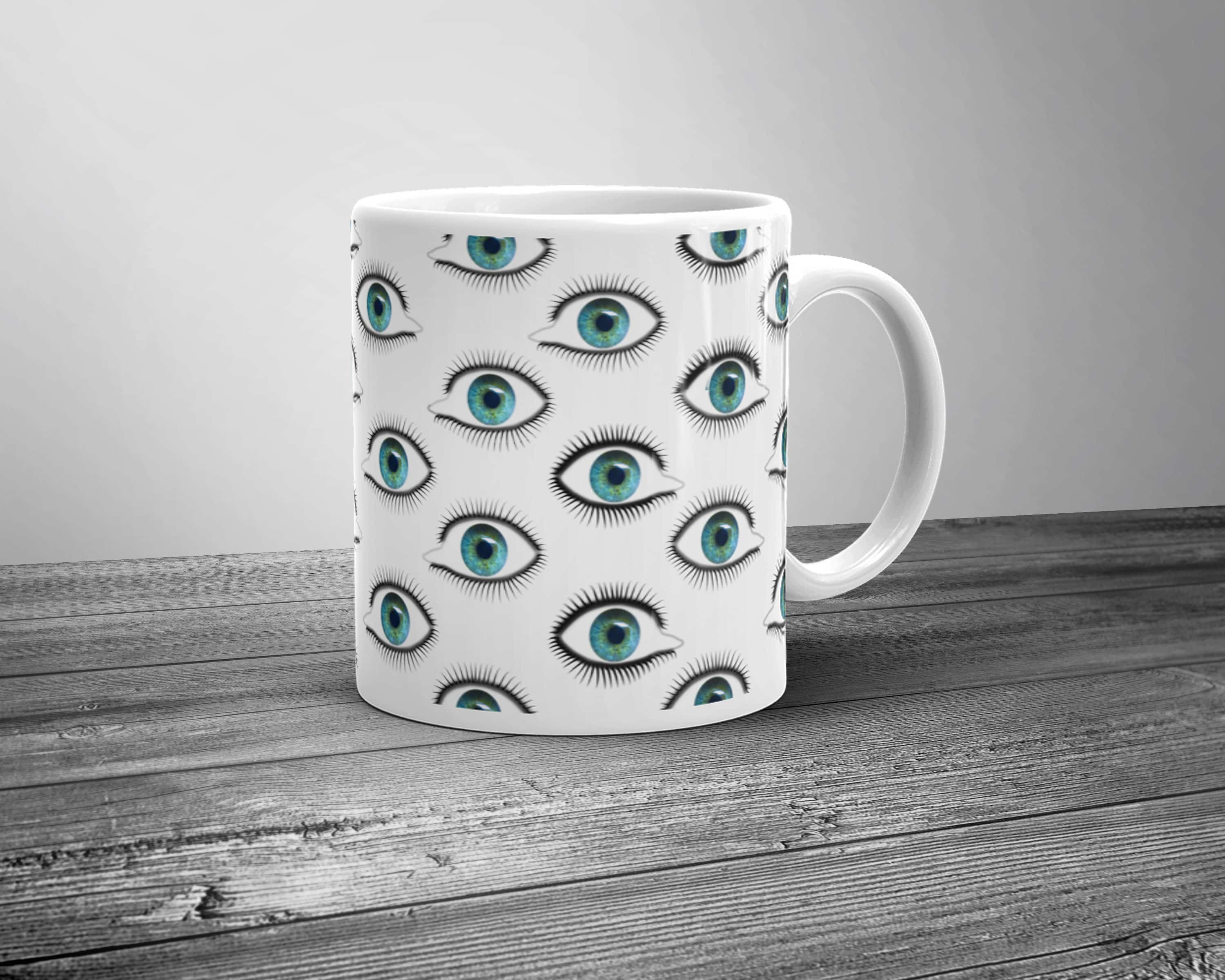 Can't Take My Eyes Off You Mug