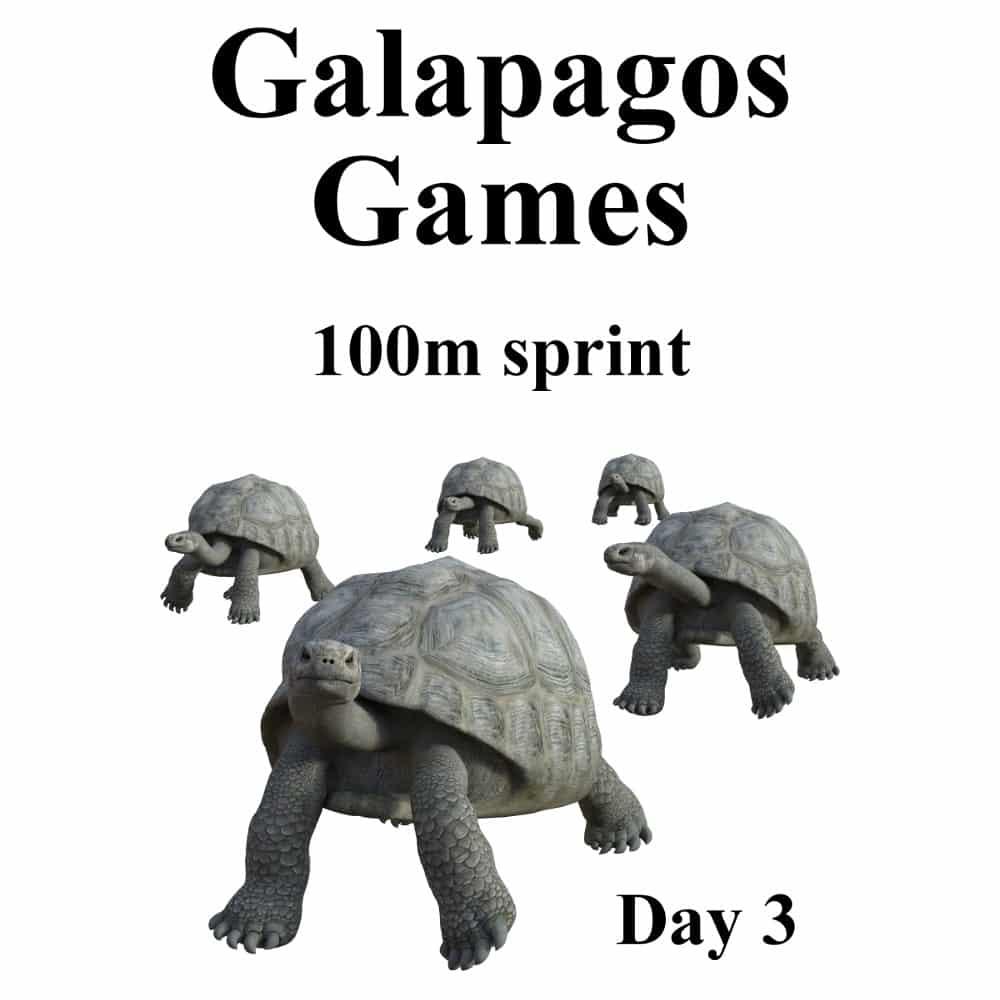 Galapagos Games