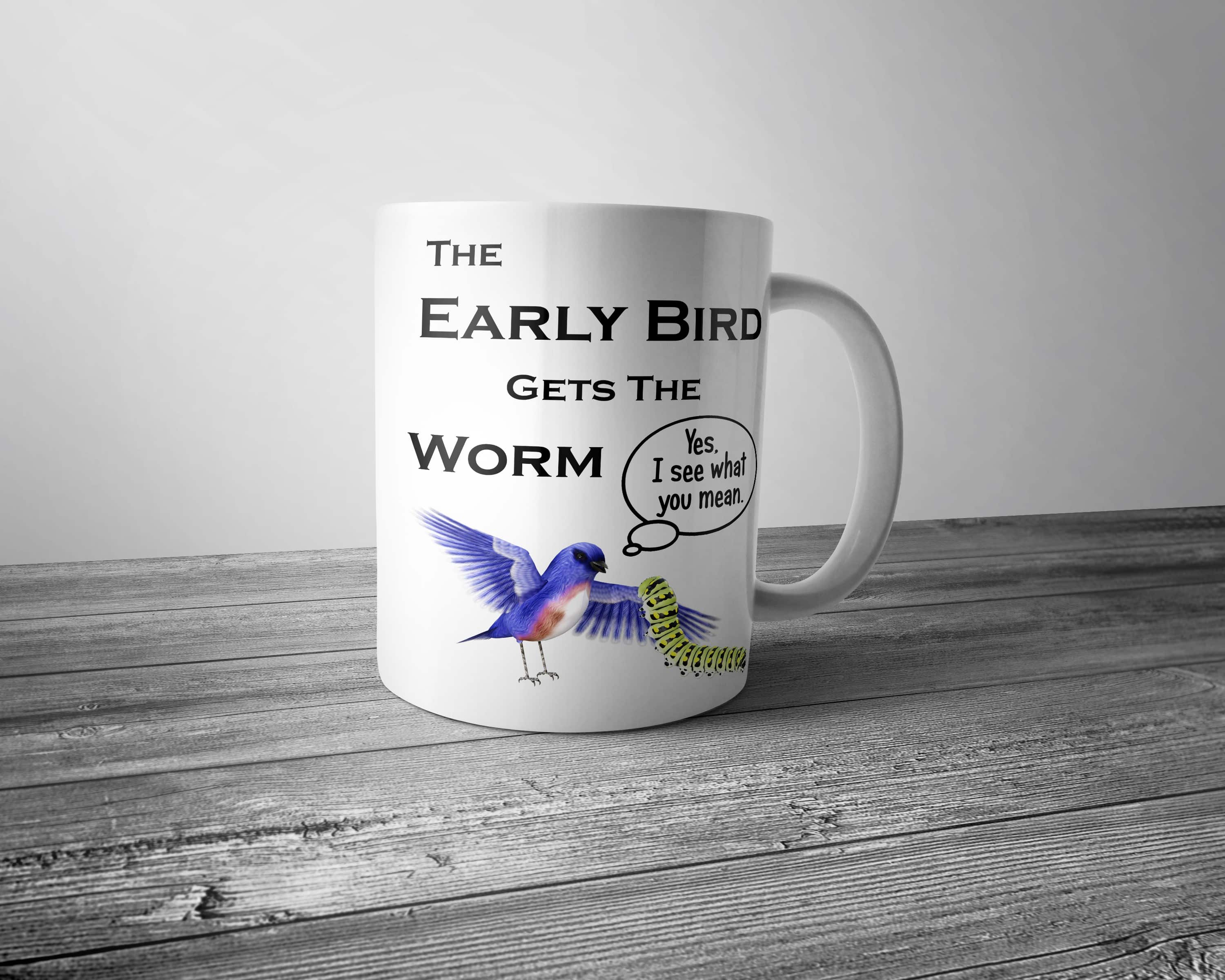 what does early bird gets the worm mean