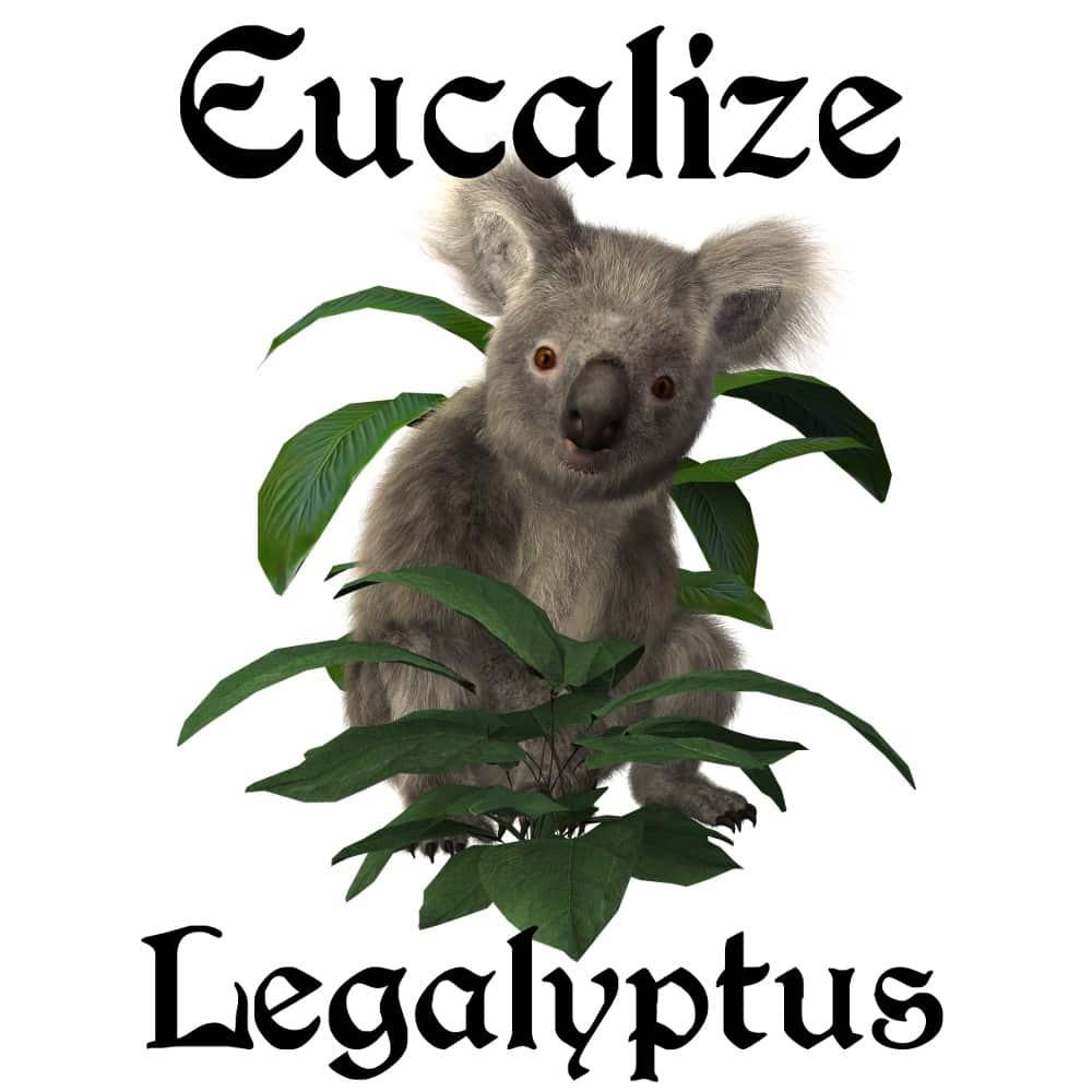 Eucalize Legalyptus