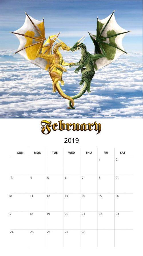2019 Dragon February - Etsy