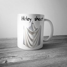 Holey Sheet Mug