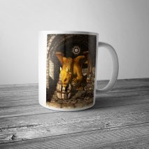 Temperance Dragon Mug