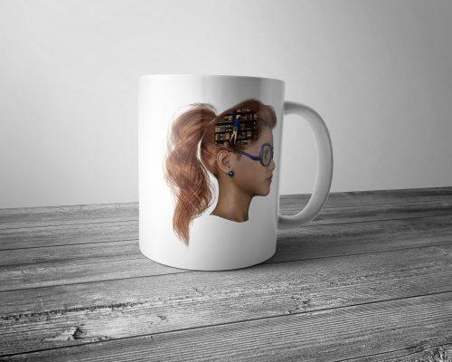 Thoughts Mug